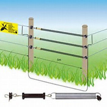 Terrui Diamond Hook Handle Kits Electric Fence Gate