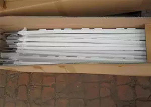 OEM 48'' Step In Fence Post For Animal Barrier